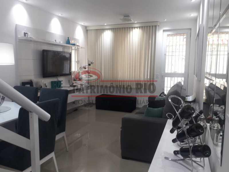 PLA 2 - Casa Triplex no Bairro Araújo - PACN30056 - 1