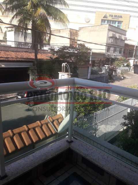 PLA 11 - Casa Triplex no Bairro Araújo - PACN30056 - 14