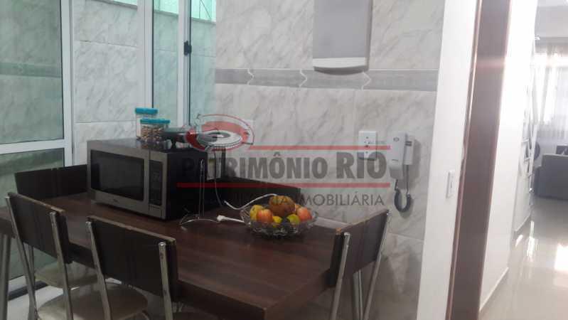 PLA 13 - Casa Triplex no Bairro Araújo - PACN30056 - 8