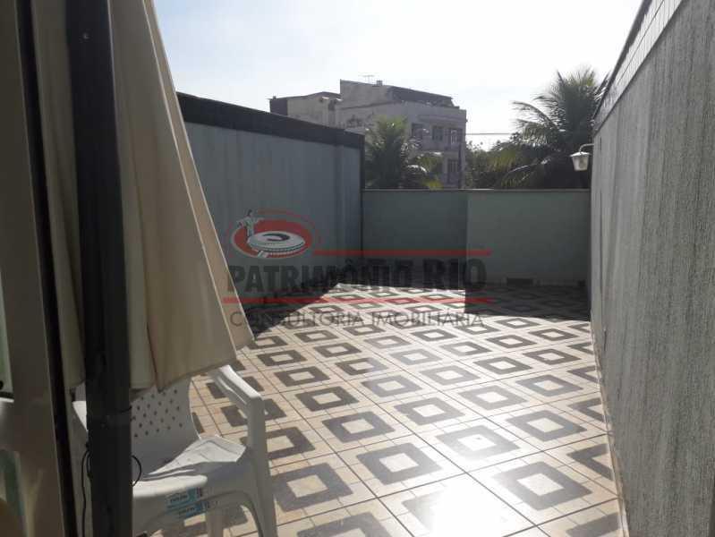 PLA 16 - Casa Triplex no Bairro Araújo - PACN30056 - 18