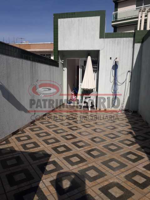 PLA 17 - Casa Triplex no Bairro Araújo - PACN30056 - 20