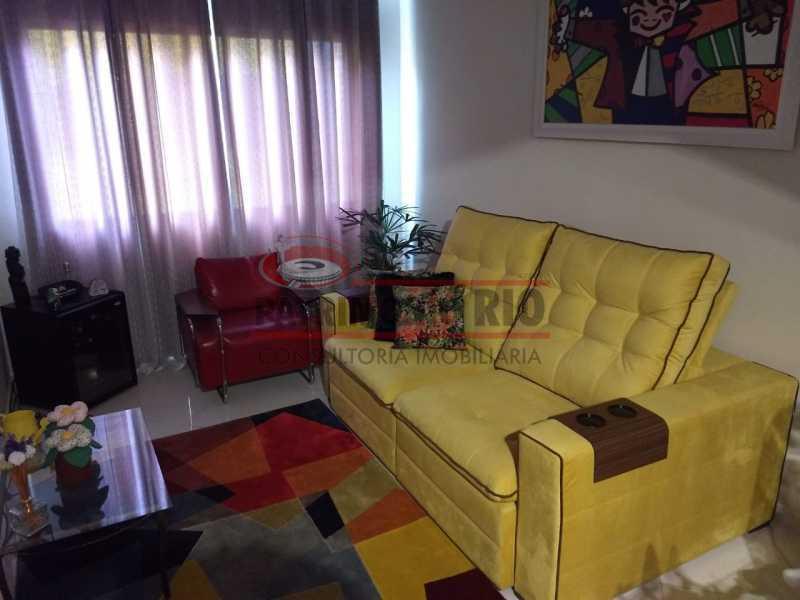 1 - Sala 1. - Casa Triplex em Condomínio juntinho do - PACN20115 - 3