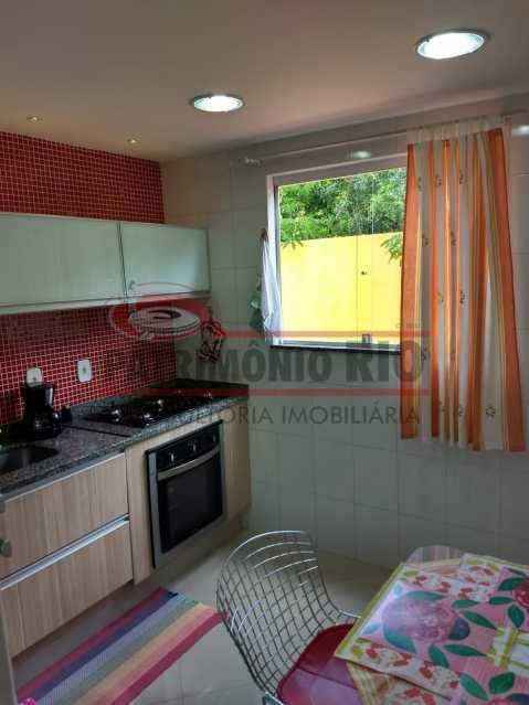 2 - cozinha 1. - Casa Triplex em Condomínio juntinho do - PACN20115 - 4