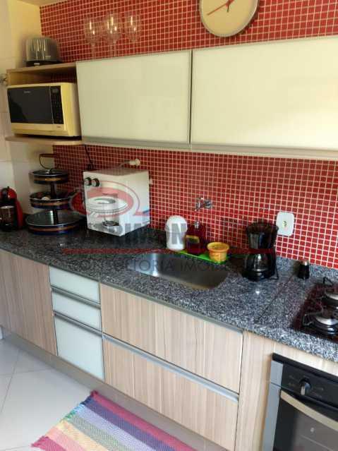 2 - cozinha 2. - Casa Triplex em Condomínio juntinho do - PACN20115 - 5