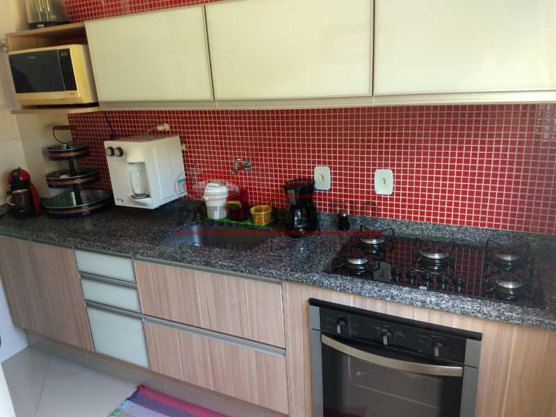 2 - cozinha 4. - Casa Triplex em Condomínio juntinho do - PACN20115 - 7