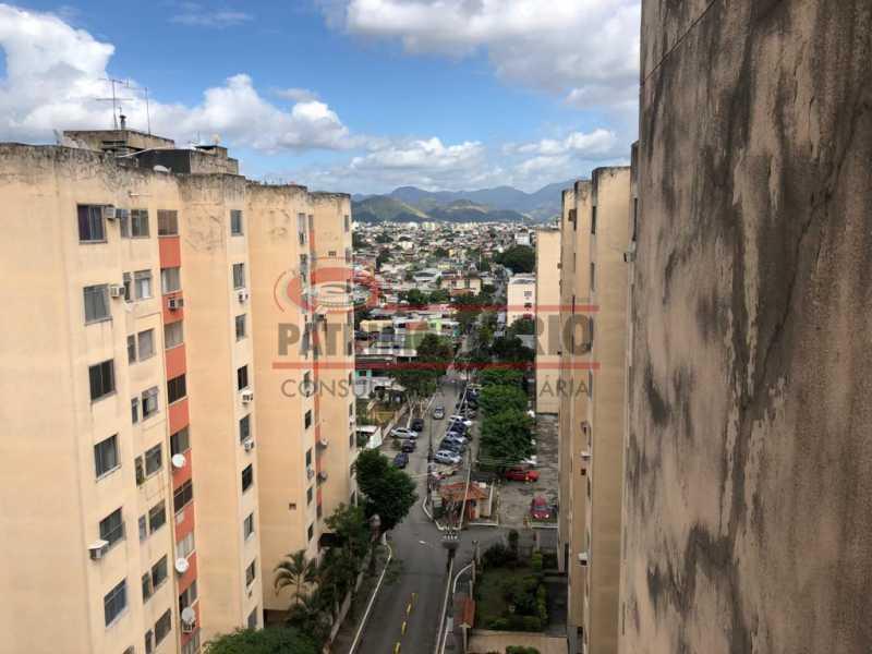 1 - Vista 1. - 2quartos com lazer completo juntinho do Parque Madureira - PAAP23734 - 1