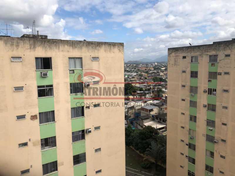 1 - Vista 2. - 2quartos com lazer completo juntinho do Parque Madureira - PAAP23734 - 3