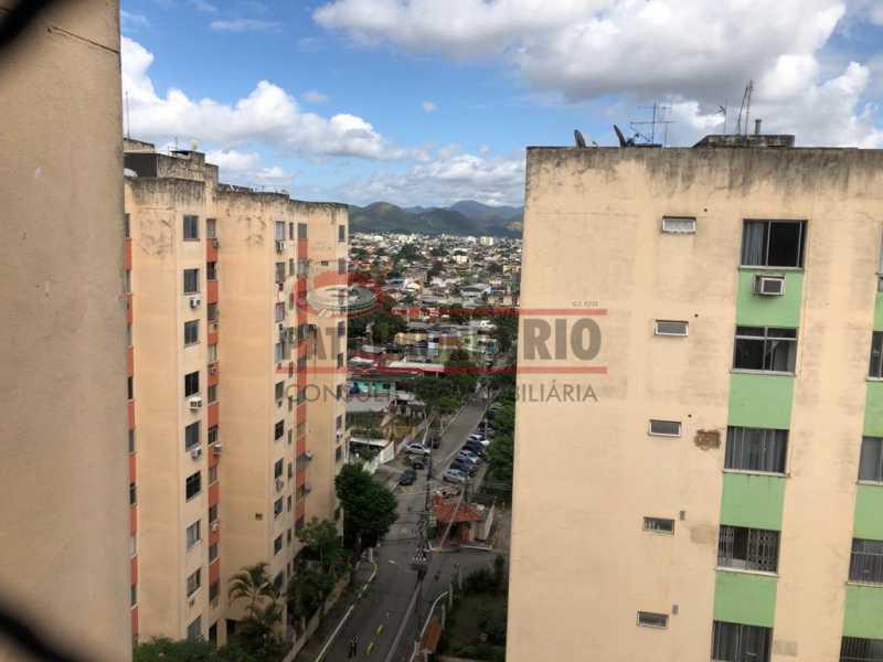 1 - Vista 3. - 2quartos com lazer completo juntinho do Parque Madureira - PAAP23734 - 4