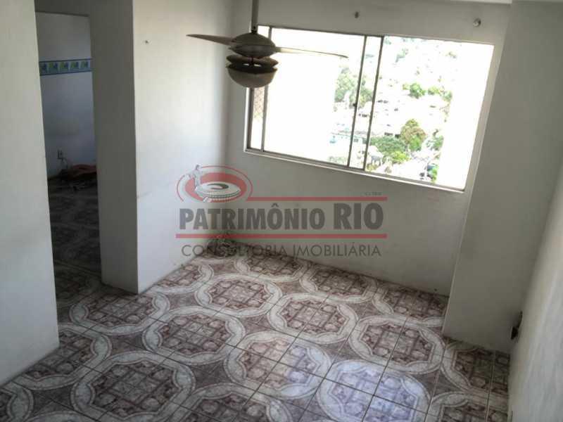 2 - sala 2. - 2quartos com lazer completo juntinho do Parque Madureira - PAAP23734 - 6