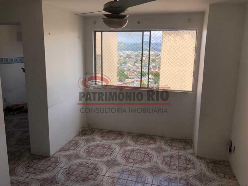 2 - sala. - 2quartos com lazer completo juntinho do Parque Madureira - PAAP23734 - 8