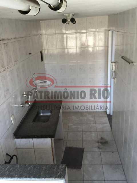 5 - cozinha 1. - 2quartos com lazer completo juntinho do Parque Madureira - PAAP23734 - 16