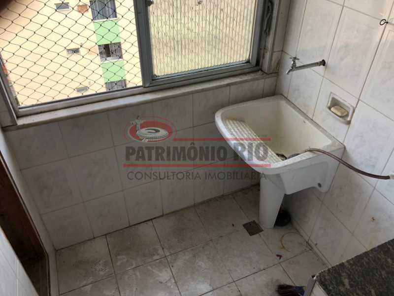 6- area. - 2quartos com lazer completo juntinho do Parque Madureira - PAAP23734 - 19