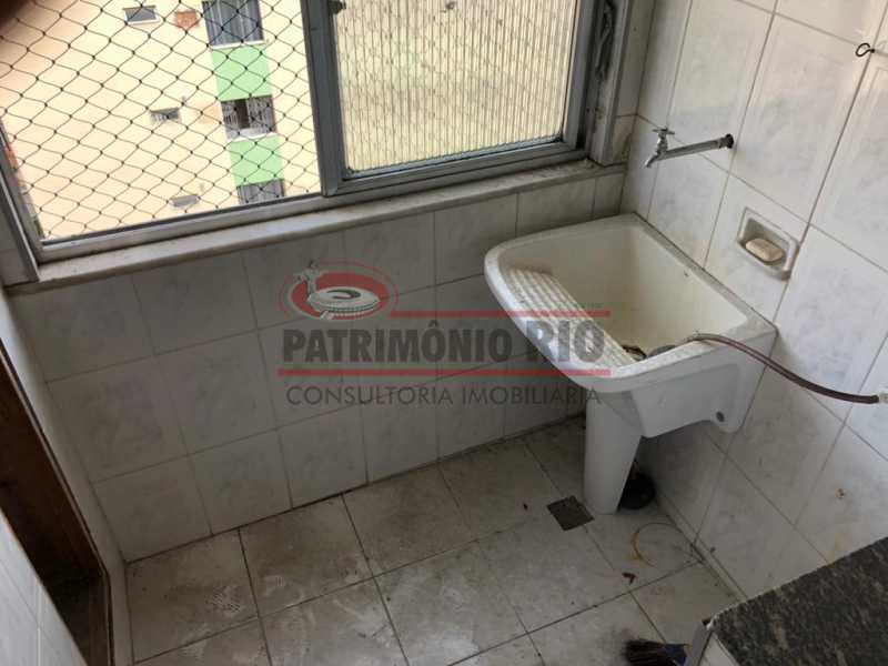 6- area. - 2quartos com lazer completo juntinho do Parque Madureira - PAAP23734 - 21