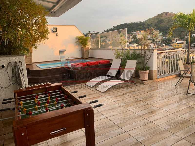 2 - Cobertura Duplex, 2quartos, 145M², Vila Valqueire, 2vahasFinanciando - PACO20043 - 19