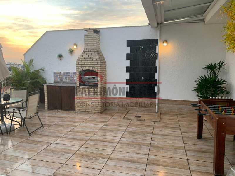 3 - Cobertura Duplex, 2quartos, 145M², Vila Valqueire, 2vahasFinanciando - PACO20043 - 17