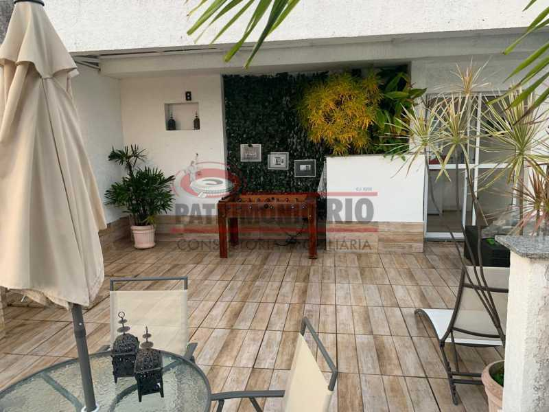 4 - Cobertura Duplex, 2quartos, 145M², Vila Valqueire, 2vahasFinanciando - PACO20043 - 18
