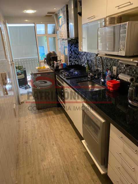 9 - Cobertura Duplex, 2quartos, 145M², Vila Valqueire, 2vahasFinanciando - PACO20043 - 14