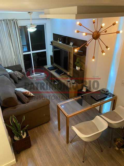11 - Cobertura Duplex, 2quartos, 145M², Vila Valqueire, 2vahasFinanciando - PACO20043 - 5
