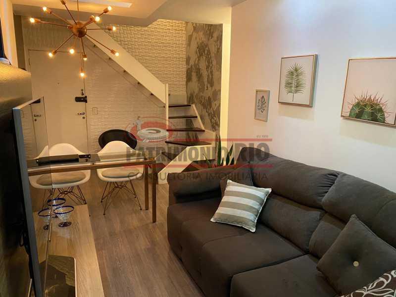 12 - Cobertura Duplex, 2quartos, 145M², Vila Valqueire, 2vahasFinanciando - PACO20043 - 7