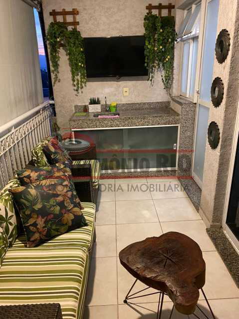 14 - Cobertura Duplex, 2quartos, 145M², Vila Valqueire, 2vahasFinanciando - PACO20043 - 20