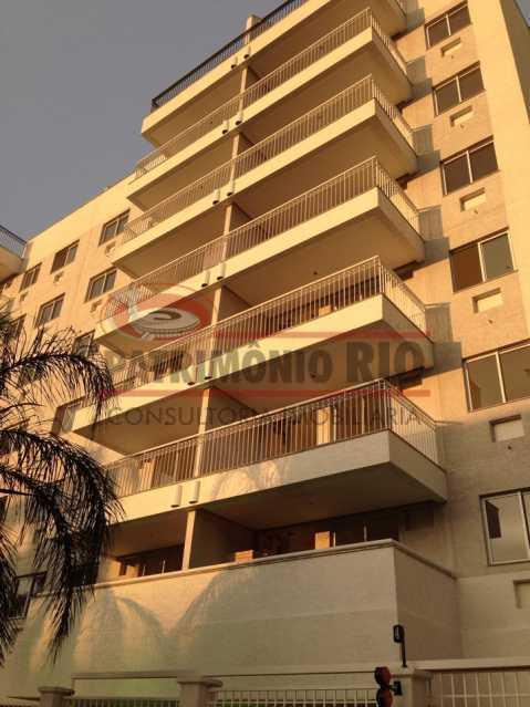 15 - Cobertura Duplex, 2quartos, 145M², Vila Valqueire, 2vahasFinanciando - PACO20043 - 1