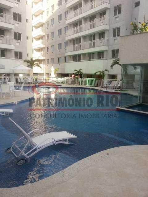 16 - Cobertura Duplex, 2quartos, 145M², Vila Valqueire, 2vahasFinanciando - PACO20043 - 3