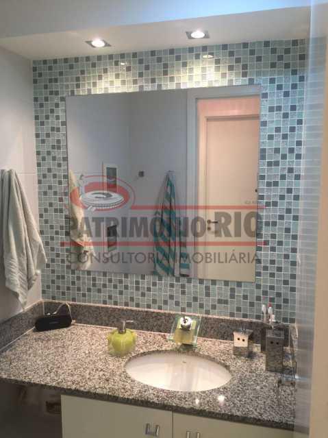 17 - Cobertura Duplex, 2quartos, 145M², Vila Valqueire, 2vahasFinanciando - PACO20043 - 11