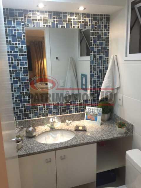 18 - Cobertura Duplex, 2quartos, 145M², Vila Valqueire, 2vahasFinanciando - PACO20043 - 10
