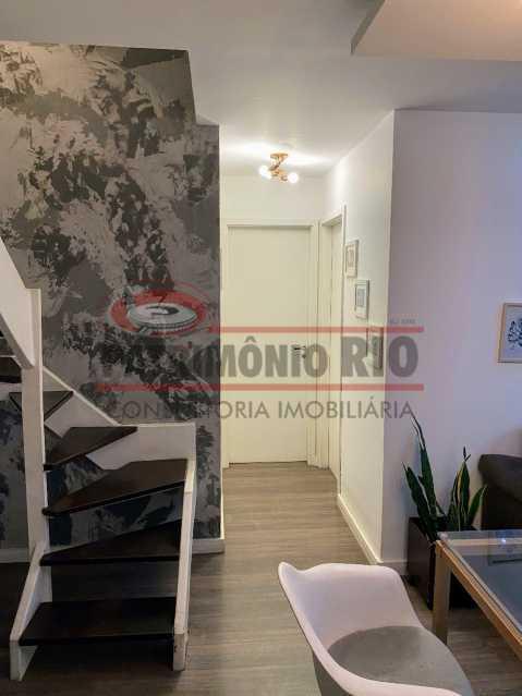 02 - Cobertura Duplex, 2quartos, 145M², Vila Valqueire, 2vahasFinanciando - PACO20043 - 21