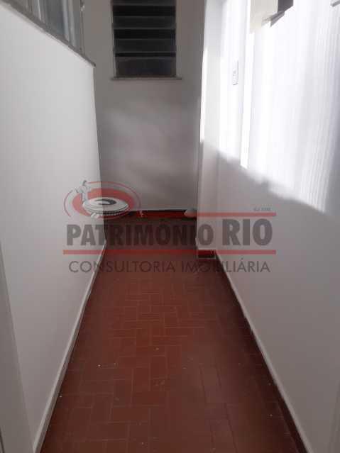 22 - Apartamento vazio 2qtos Aceitando financiamento. - PAAP23744 - 23