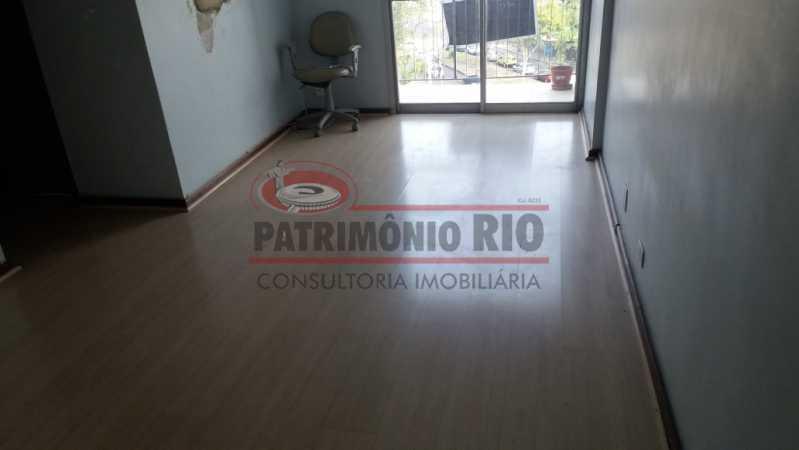 03. - Excelente Apartamento vazio sala dois quartos mais dependência empregada - PAAP23758 - 4