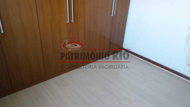 05. - Excelente Apartamento vazio sala dois quartos mais dependência empregada - PAAP23758 - 5
