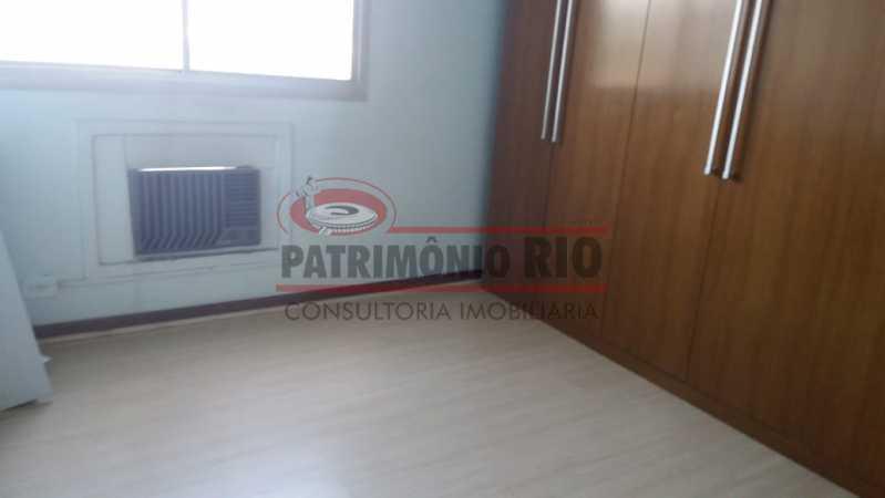 06. - Excelente Apartamento vazio sala dois quartos mais dependência empregada - PAAP23758 - 6