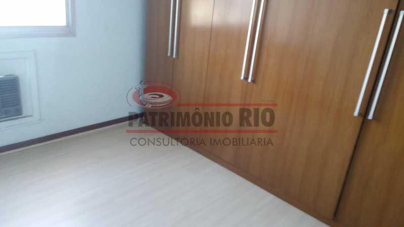 07. - Excelente Apartamento vazio sala dois quartos mais dependência empregada - PAAP23758 - 7
