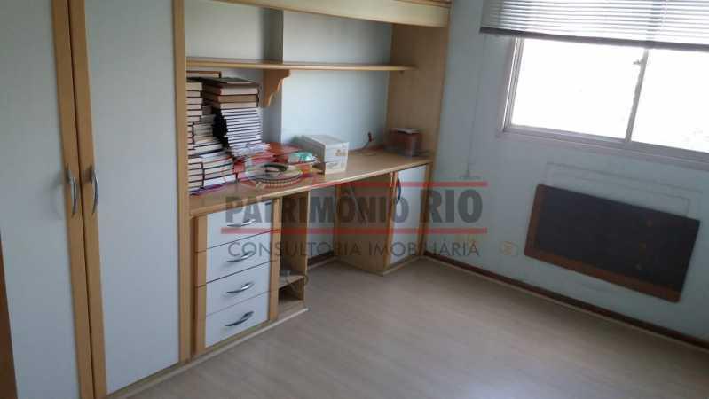 08. - Excelente Apartamento vazio sala dois quartos mais dependência empregada - PAAP23758 - 8