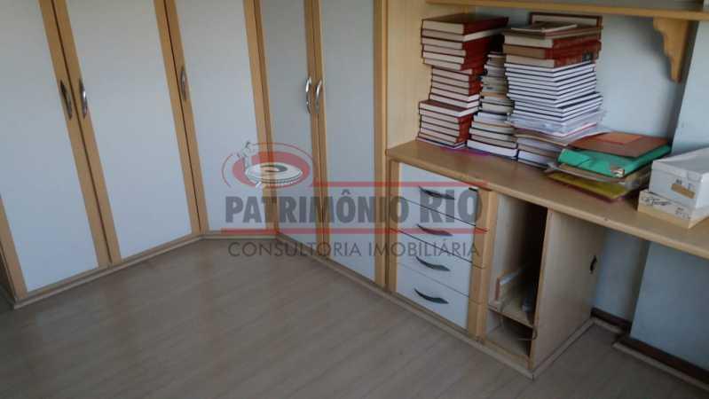 10. - Excelente Apartamento vazio sala dois quartos mais dependência empregada - PAAP23758 - 10