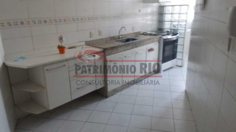 11. - Excelente Apartamento vazio sala dois quartos mais dependência empregada - PAAP23758 - 11