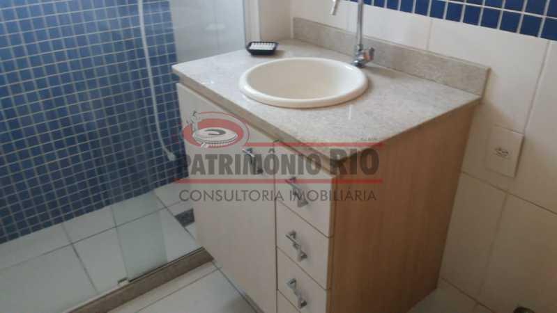 14. - Excelente Apartamento vazio sala dois quartos mais dependência empregada - PAAP23758 - 14