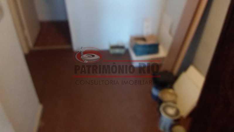 16. - Excelente Apartamento vazio sala dois quartos mais dependência empregada - PAAP23758 - 16