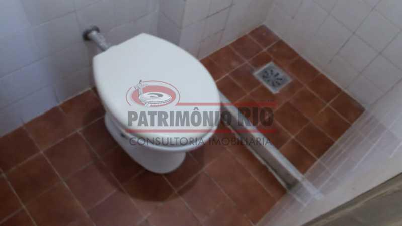 17. - Excelente Apartamento vazio sala dois quartos mais dependência empregada - PAAP23758 - 17