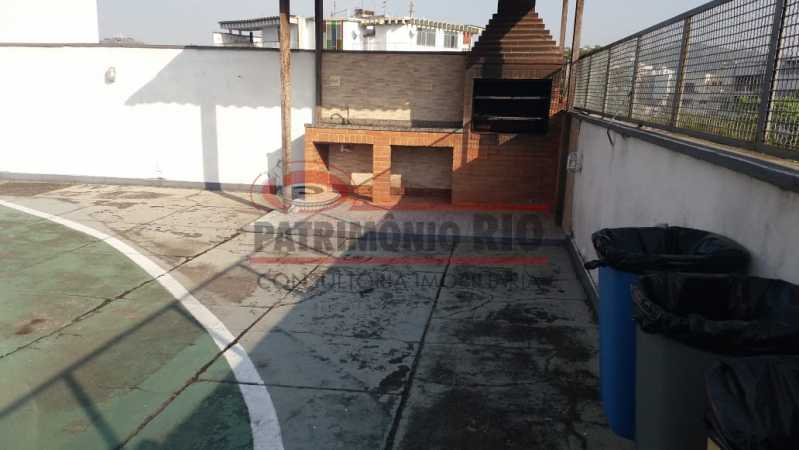 23. - Excelente Apartamento vazio sala dois quartos mais dependência empregada - PAAP23758 - 23
