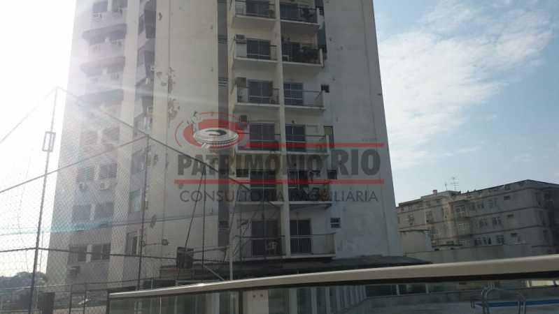 29. - Excelente Apartamento vazio sala dois quartos mais dependência empregada - PAAP23758 - 29