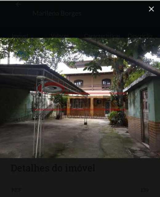 3 - Quintal - Casa triplex co Coração de Madureira - PACA40171 - 6