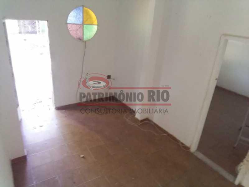 6 - Sala primeiroar 1. - Casa triplex co Coração de Madureira - PACA40171 - 7
