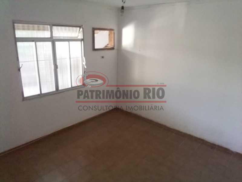 7 - Quartos primeiroar 2. - Casa triplex co Coração de Madureira - PACA40171 - 10