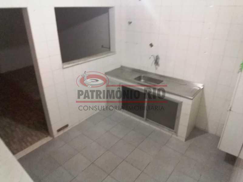 8 - Cozinha primeiroar 1. - Casa triplex co Coração de Madureira - PACA40171 - 11