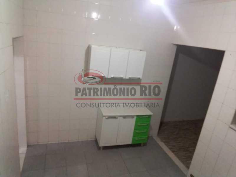 8 - Cozinha primeiroar 2. - Casa triplex co Coração de Madureira - PACA40171 - 12