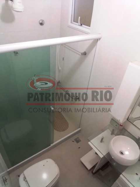 10 - banheiro primeiroar. - Casa triplex co Coração de Madureira - PACA40171 - 14