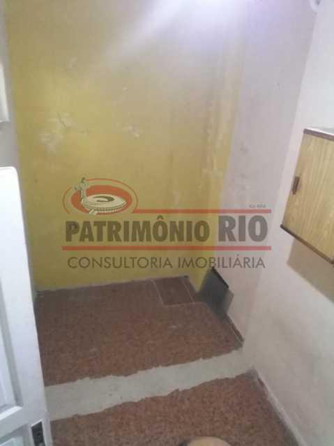 11 - quarto de serviço primei - Casa triplex co Coração de Madureira - PACA40171 - 15