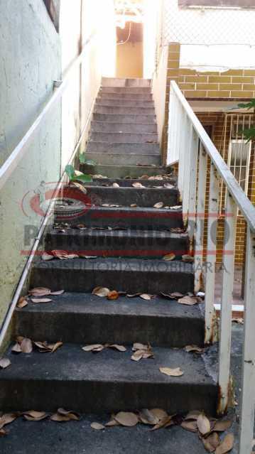 12 - Acesso independente para  - Casa triplex co Coração de Madureira - PACA40171 - 16